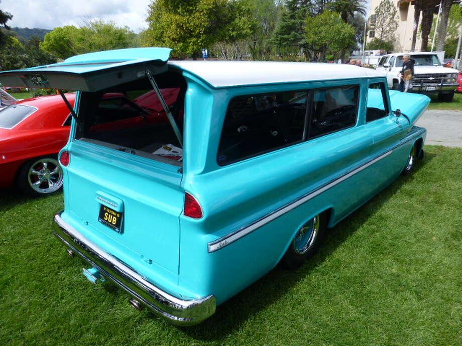 1965 Chevrolet. Owner: Jim Rodriguez, Union City, Calif.