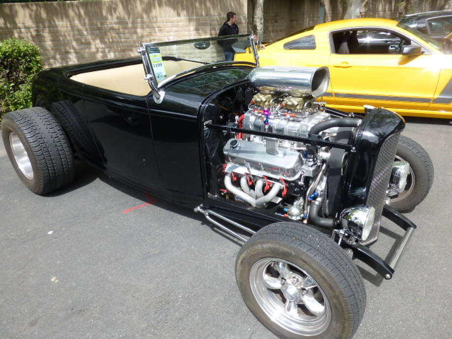 1932 Ford, with a 454-CID Chevrolet engine. Owner: Mike Parmley, San Ramon, Calif.