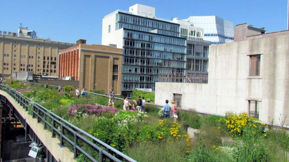 The High Line, also close by. Photo: David Berkowitz, Flickr
