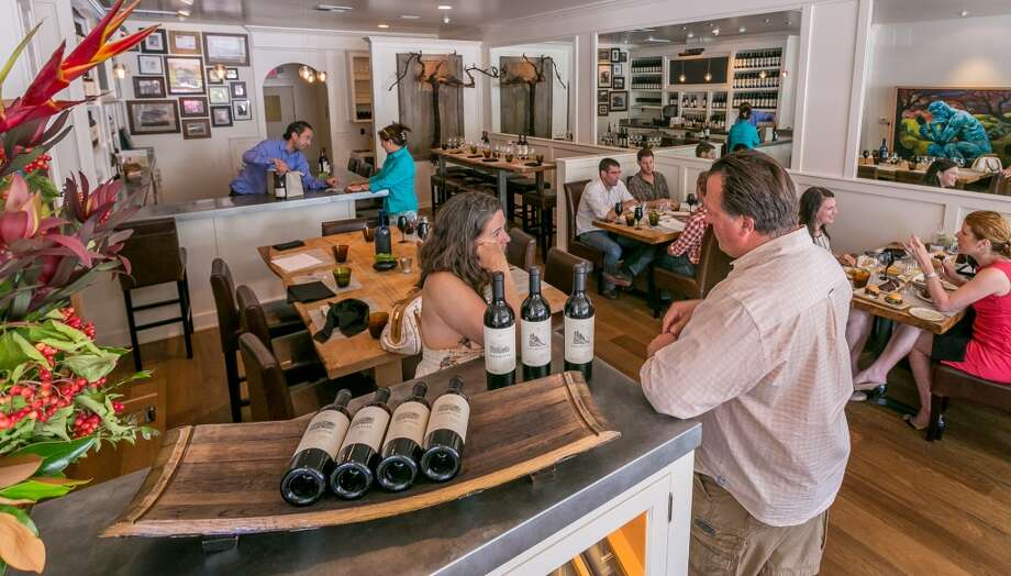 Partake by K-J, Kendall-Jackson's Tasting Lounge, is actually more of a restaurant with a tasting bar —and that's a good thing for diners. Photo: John Storey, Special To The Chronicle