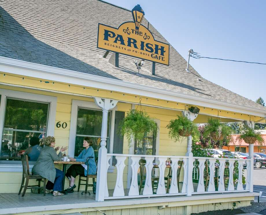 Go beyond the square and head to The Parish Cafe for hearty New Orleans-style fare. Photo: John Storey, Special To The Chronicle