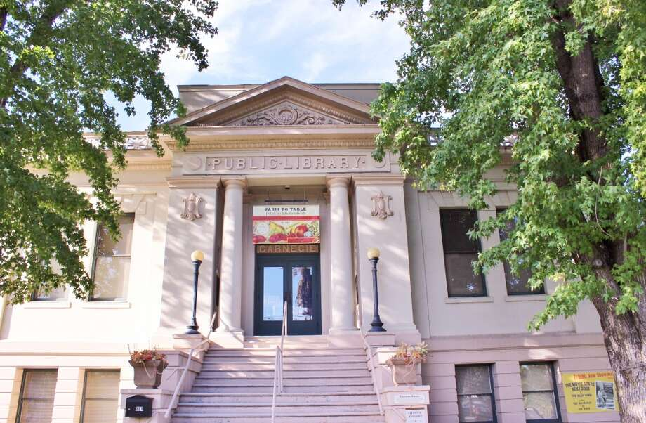 Healdsburg Museum and Historical Society displays the area's rich history. Photo: Stephanie Wright Hession, Special To The Chronicle