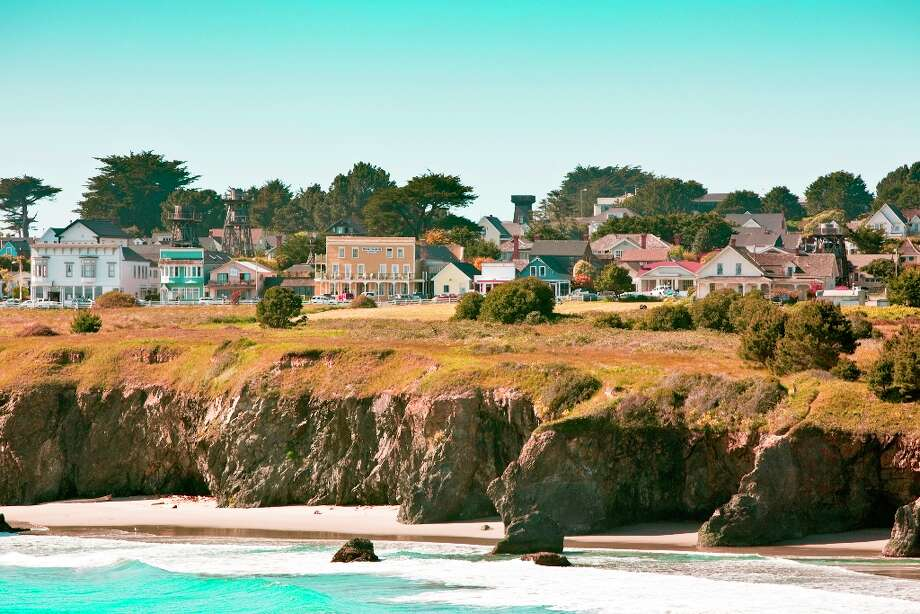 MENDOCINO: Located on a bluff overlooking the Pacific, this village is so magical (quaint, gorgeous, charming, enchanting — the list of honeyed adjectives goes on and on) that it should come as no surprise to learn that the whole town is listed on the National Register of Historic Places. (Drive time: 3 hours) Photo: Bob Stefko, Getty Images