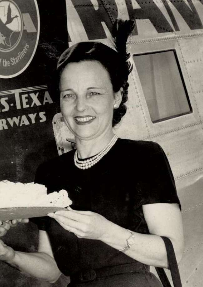 "Willie Josephine ""Bill"" Brockman gained national recognition in 1948 when she became the first female city manager in a city the size of Beaumont in America. Brockman, who worked for the city 35 years in all in various capacities, was city manager from 1948-1959. Photo: Archive Photograph"