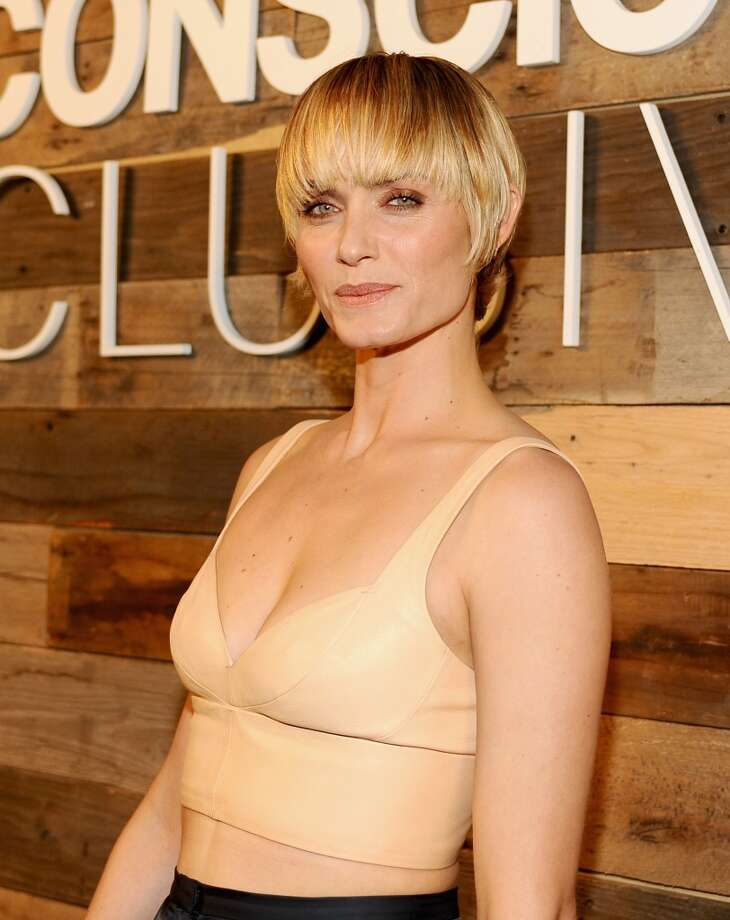 Amber Valetta's new cut is bold but feminine. Photo: Stefanie Keenan, Getty Images For H&M