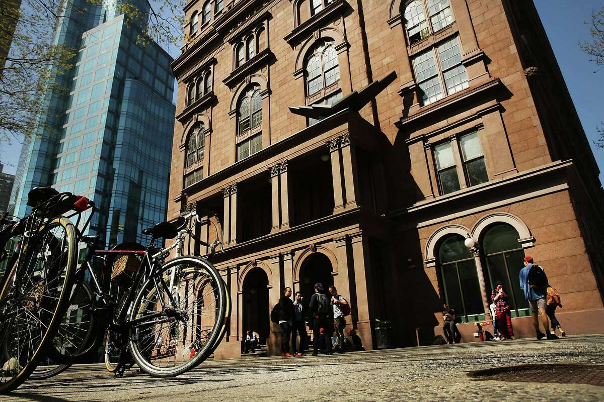 28. Cooper Union for the Advancement of Science and Art Acceptance rate: 15.1 percent Total applicants: 2,536 Total accepted: 382