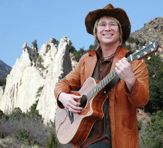Ted Vigil will recreate the sound of John Denver at the Ridgefield Playhouse on Friday. Find out how to get tickets.  Photo: Contributed Photo / Connecticut Post Contributed