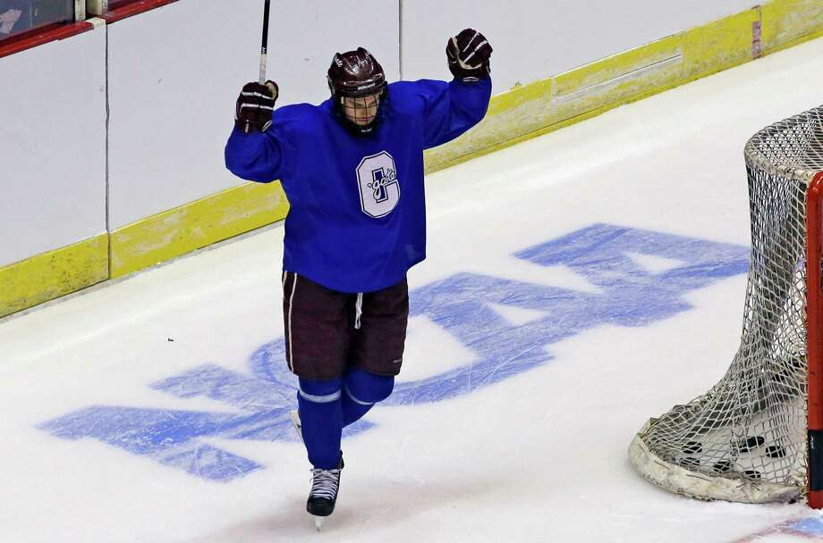8. Colgate University. 2013 cost: $223,600. 20-year return of investment: $543,200. Graduation rate: 90%Read complete reportColgate forward Tyson Spink celebrates after scoring a goal in practice, Thursday, March 27, 2014, in Cincinnati. Photo: Al Behrman, AP / AP