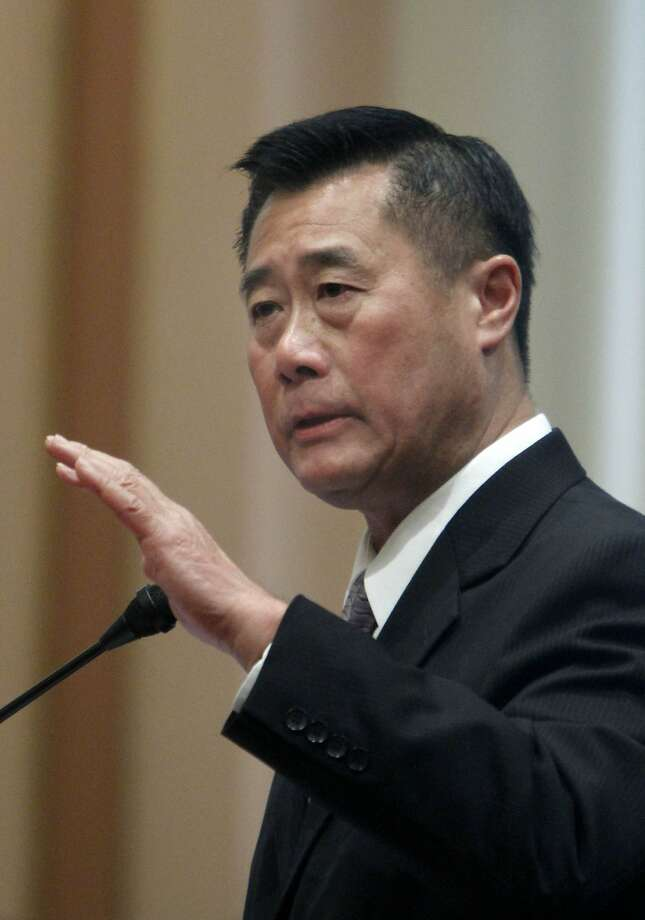 Leland Yee Photo: Rich Pedroncelli, Associated Press