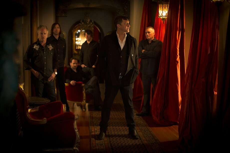 "Afghan Whigs, with Greg Dulli (center), have released their first album since 1998, ""Do the Beast."" Photo: Sub Pop"
