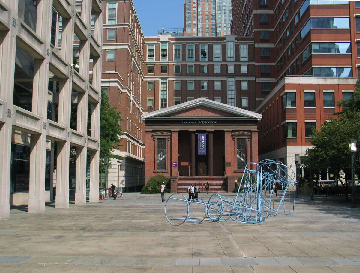 1. Polytechnic Institute of New York University (NYUPOLY) .2013 cost: 223,900. 20-year return of investment: $724,500. Graduation rate: 62% Read complete report