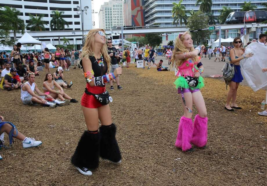 Ultra festival on March 29 in Miami. Photo: Aaron Davidson, Getty Images