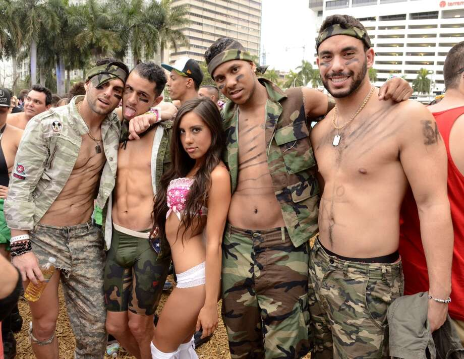 Ultra festival on March 29 in Miami. Photo: Jason Nevader, Getty Images