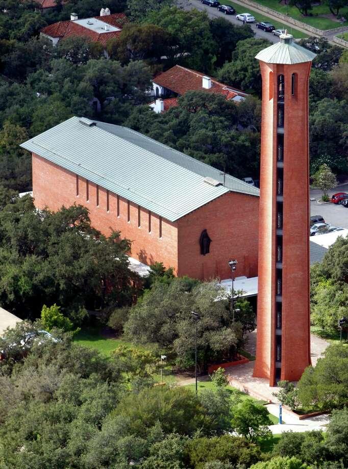 Trinity University (San Antonio):Best college dorms (8)Best western college Photo: William Luther, San Antonio Express-News / © 2012 San Antonio Express-News