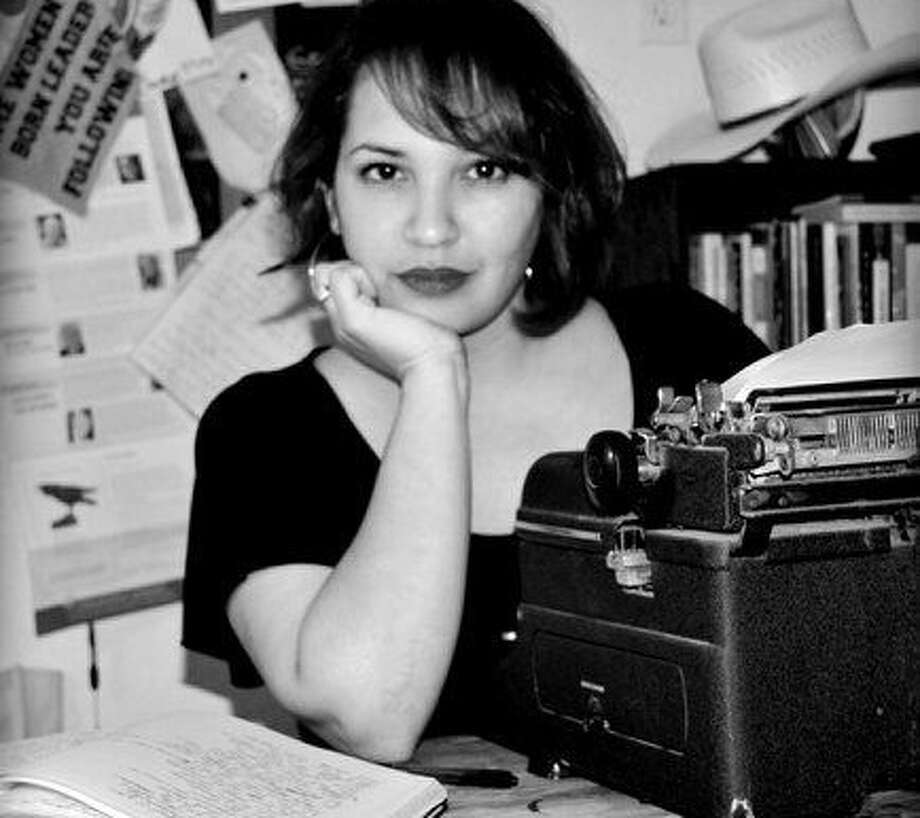 The investiture of Laurie Ann Guerrero as San Antonio poet laureate will be Tuesday, 6:30 p.m., at City Council chambers. Photo: Courtesy Photo