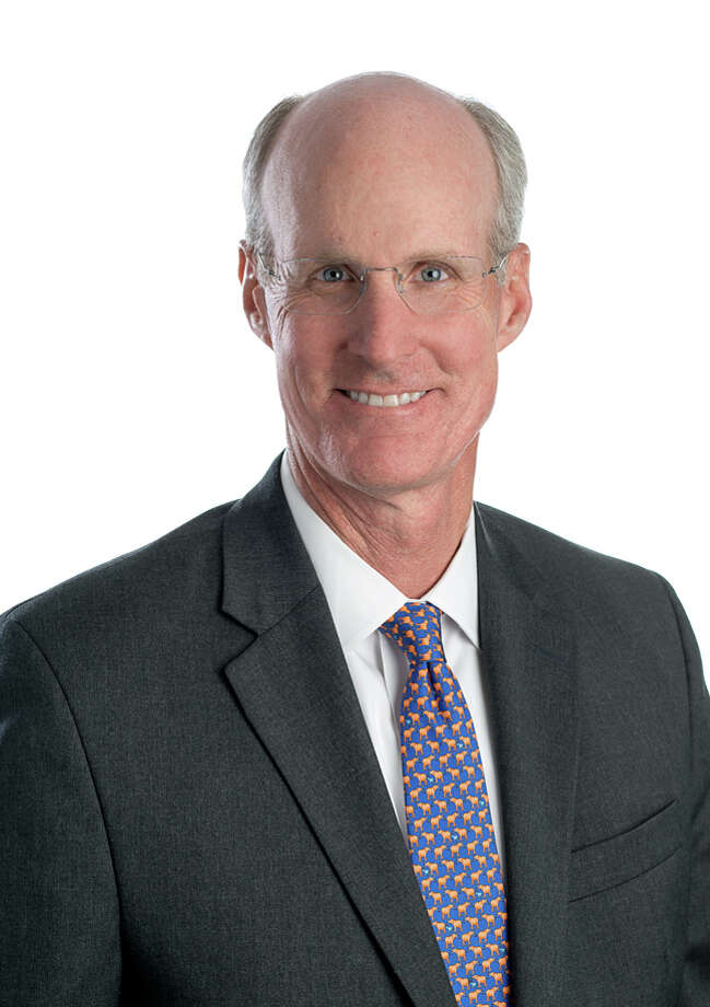 Trip Hoffman, of New Canaan and a broker with Cushman & Wakefield's Stamford office, was named a top producer for 2013. Photo: Contributed Photo, Contributed / New Canaan News Contributed