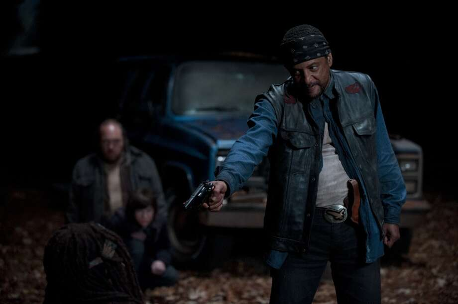 Davi jay - The Walking Dead _ Season 4, Episode 16 - Photo Credit: Gene Page/AMC