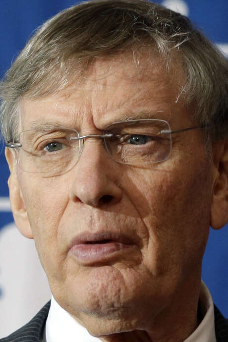Bud Selig plans to step down as baseball commissioner after this season, his 23rd on the job. / AP