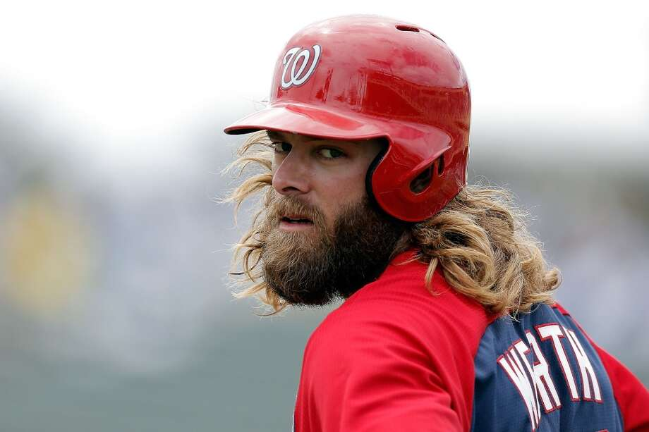 Jayson Werthoutfielder, Washington Nationals Photo: Stacy Revere, Getty Images
