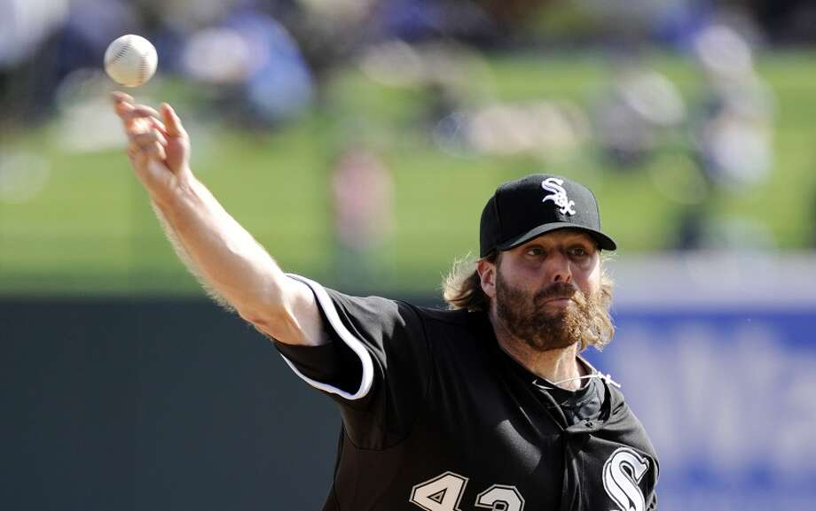 Mitchell Boggsright-handed pitcher, Chicago White Sox Photo: Ron Vesely, Getty Images / 2014 Ron Vesely