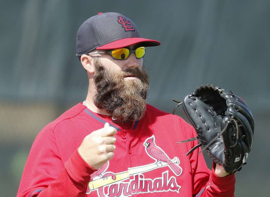 Jason Motteright-handed hitter, St. Louis Cardinals Photo: Joel Auerbach, Getty Images