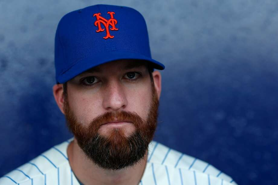 Bobby Parnellright-handed pitcher, New York Mets Photo: Chris Trotman, Getty Images
