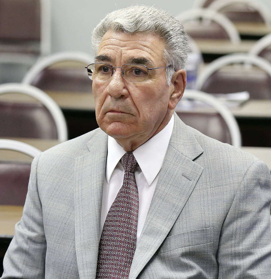 AACOG director Dean Danos has faced questions about TriHM, which promised grants that didn't appear. / © 2014 San Antonio Express-News