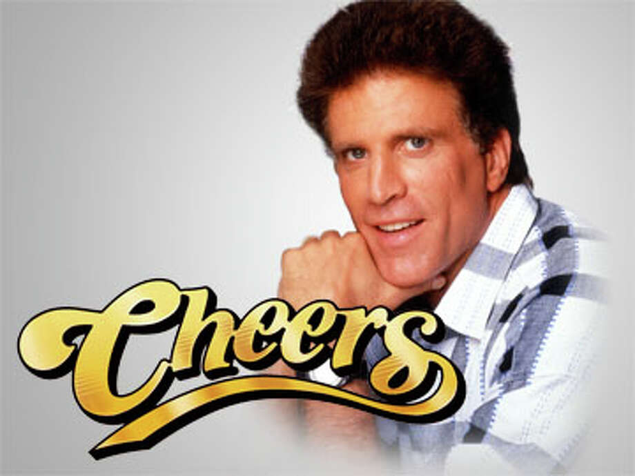 'Cheers' ended with Ted Danson realizing that his true love wasn't his girlfriend, but his bar and his closest friends, and the finale had him leaving his girlfriend on the runway to go back to where he knew he belonged.
