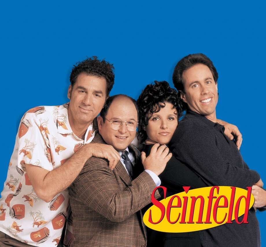 "'Seinfeld's' finale was somewhere between a train-wreck and a pile-up. As a revolving door of former characters and cast marched in and out of the episode, the main characters sat on trial as ""bad influences,"" essentially only showing up to be a vehicle for past guests to re-appear.