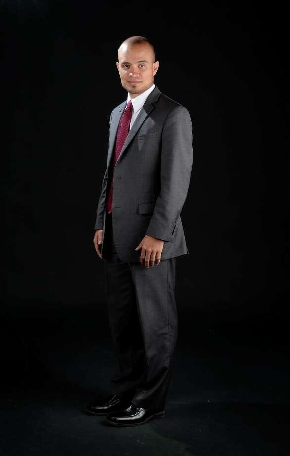 Michael Perez Photo taken Guiseppe Barranco/@spotnewsshooter Photo: Guiseppe Barranco, Photo Editor