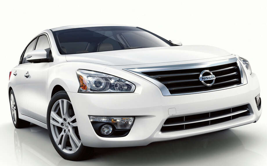 Nissan Altima sedansModel years being recalled: 2013-14Number of vehicles being recalled: 544,000Reason for recall: Software glitch could deactivate front passenger airbag Photo: Nissan North America Inc.