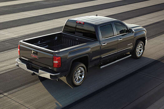 GMC SierraModel year being recalled: 2014Number of vehicles being recalled: Part of 370,000Reason for recall: Software glitch could overheat exhaust system and cause fire in the engine compartment