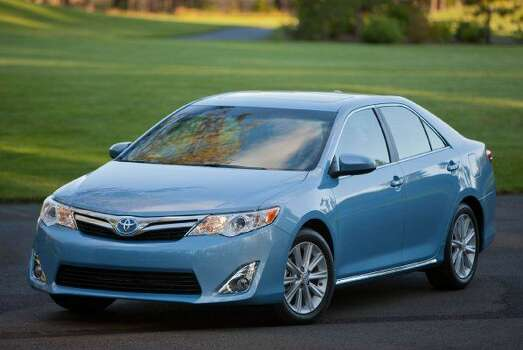 Toyota Camry sedan and hybridModel year being recalled: 2012-13Number of vehicles being recalled: Part of 885,000Reason for recall: Potential short circuit that could disable airbags or deploy airbags inadvertently Photo: Courtesy Of Toyota