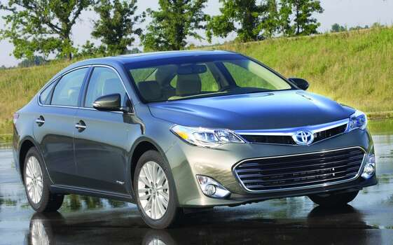 Toyota Avalon sedan and hybridModel year being recalled: 2012-13Number of vehicles being recalled: Part of 885,000Reason for recall: Potential short circuit that could disable airbags or deploy airbags inadvertently