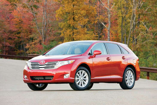 Toyota Venza crossoverModel year being recalled: 2012-13Number of vehicles being recalled: Part of 885,000Reason for recall: Potential short circuit that could disable airbags or deploy airbags inadvertently Photo: Toyota