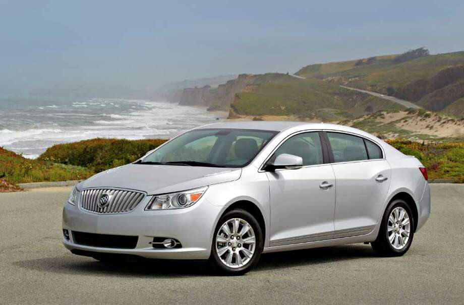 Buick LacrosseModel year being recalled: 2014Number of vehicles being recalled: Part of 355Reason for recall: Faulty transmission shift cable adjuster Photo: HANDOUT, Courtesy Of Buick / MCT