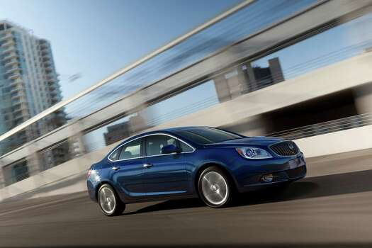 Buick VeranoModel year being recalled: 2014Number of vehicles being recalled: Part of 355Reason for recall: Faulty transmission shift cable adjuster Photo: File