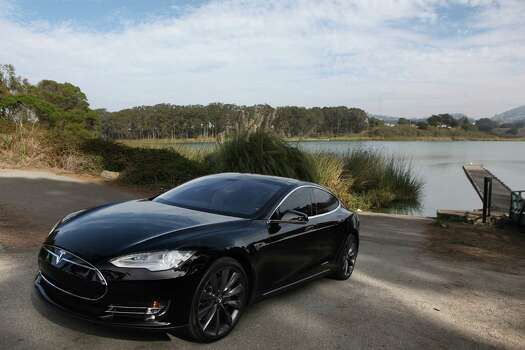 Tesla Model SModel year being recalled: 2013Number of vehicles being recalled: 29,000Reason for recall: Battery charging adapters could cause undercarriage fires Photo: Liz Hafalia, The Chronicle / ONLINE_YES