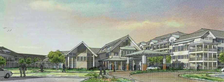Methodist Retirement Communities will begin building a senior living facility on 18.8 acres near FM 270 and FM 518.