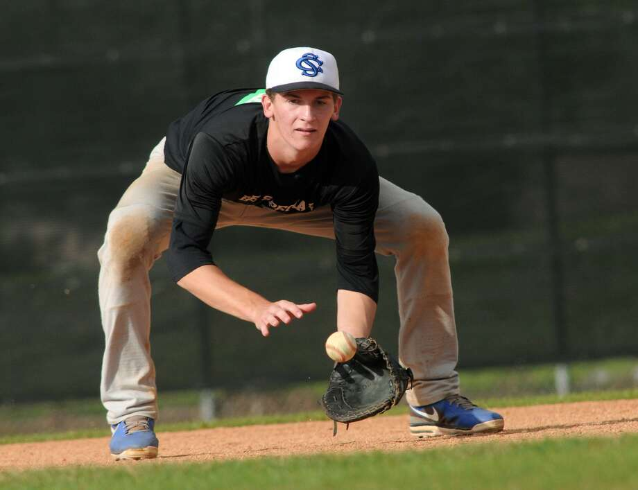 Clear Springs first baseman Blake Chisolm is part of a group that has played a pivotal leadership role. Photo: Jerry Baker, Freelance