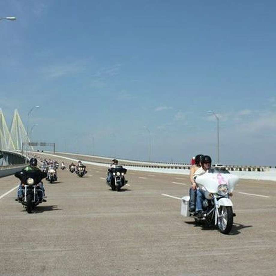 The Bikers Against Breast Cancer ride departs Sunday, May 10.