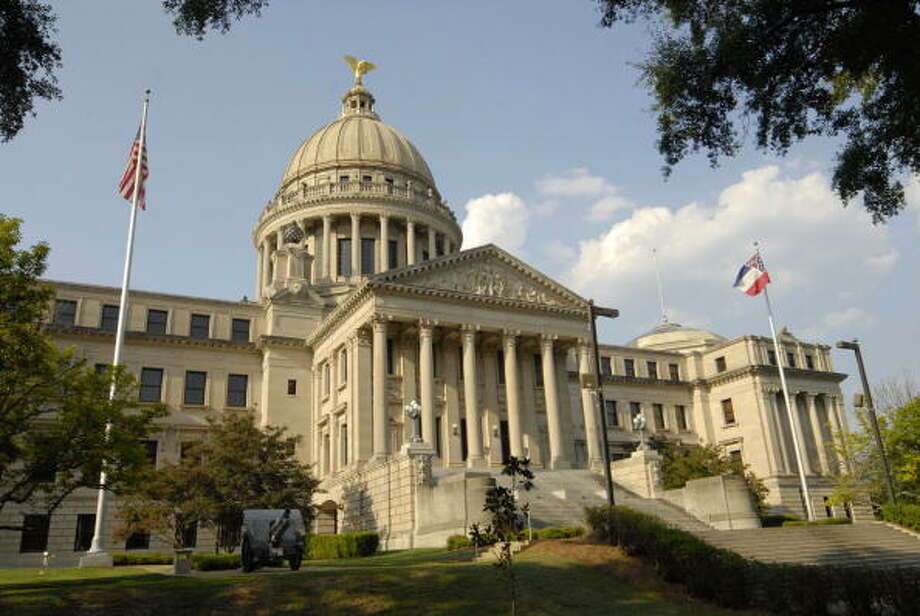 14. MississippiRank in 2013: 10Top personal income tax rate: 5 percentProperty tax (per $1,000 of income): $27.25Sales tax (per $1,000 of income): $31.78 Photo: Bloomberg, Getty Images / Bloomberg