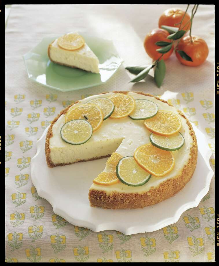 Margarita Cheesecake, from Good Housekeeping Photo: Mary Ellen Bartley