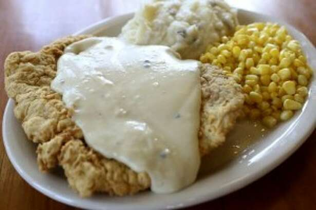 Good Time Charlie's dominated the chicken-fried steak field of 32 for its second E-N bracket title in three years after winning the hamburger title two years ago.