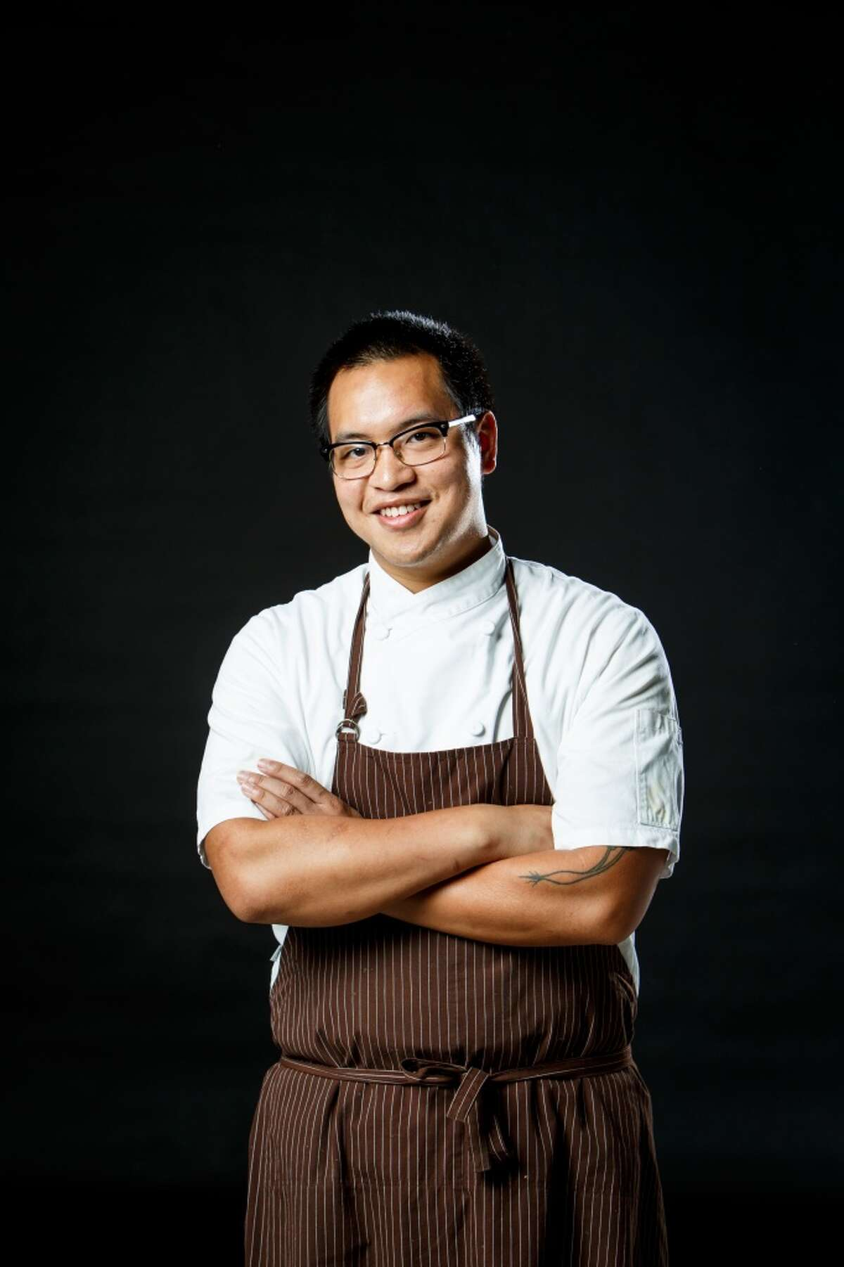 Oxheart chef Justin Yu