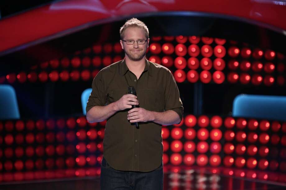 Josh Murley gave it his all, but was nonetheless booted on second battle round of 'The Voice.' Photo: NBC, Tyler Golden/NBC
