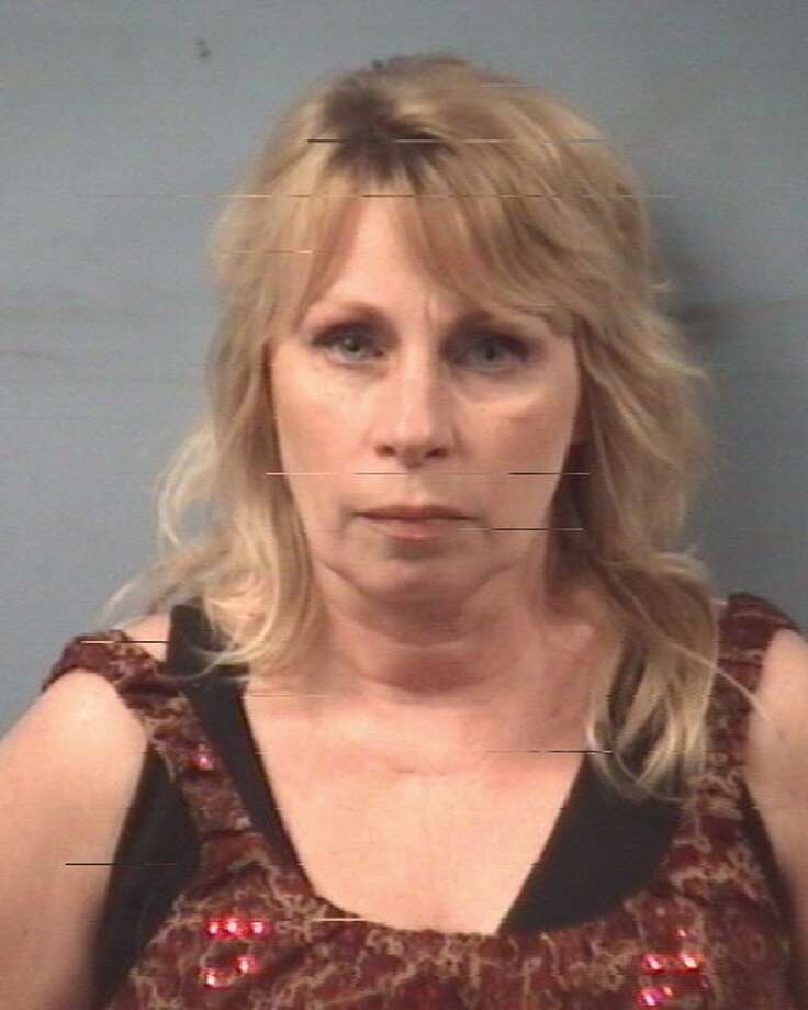 Sandra Scheeler of Friendswood was charged with ourchasing alcohol for a minor, a Class A misdemeanor. Photo: Friendswood Police Department
