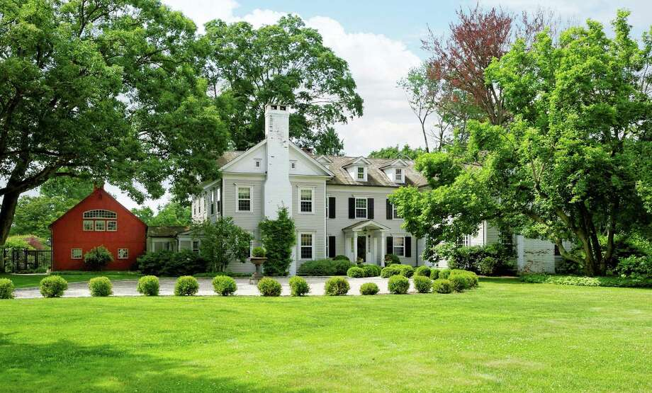 The property at 5060 Congress St. is on the market for $5,750,000. Photo: Contributed Photo / Fairfield Citizen