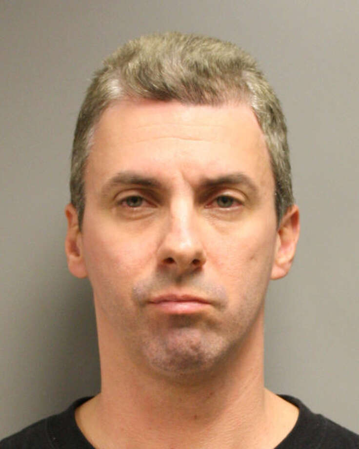 Robert Talbot Jr., 42, allegedly planned to take his attack beyond Houston. Photo: Harris County Sheriff Office