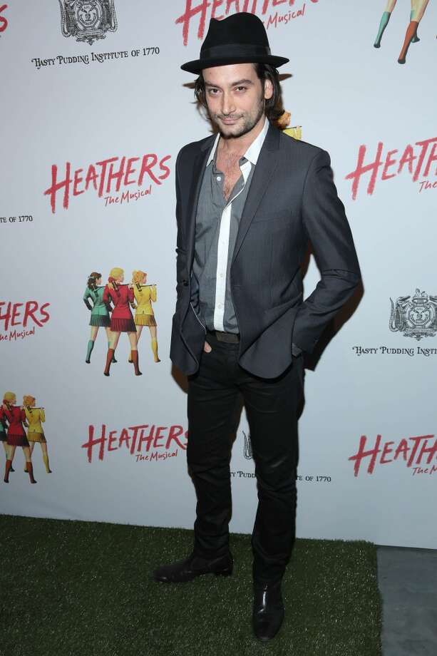 "Constantine Maroulis attends the off Broadway opening night of ""Heathers The Musical"" at New World Stages on March 31, 2014 in New York City. Photo: Rob Kim, Getty Images"